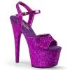 ADORE - 710LG Purple Glitter